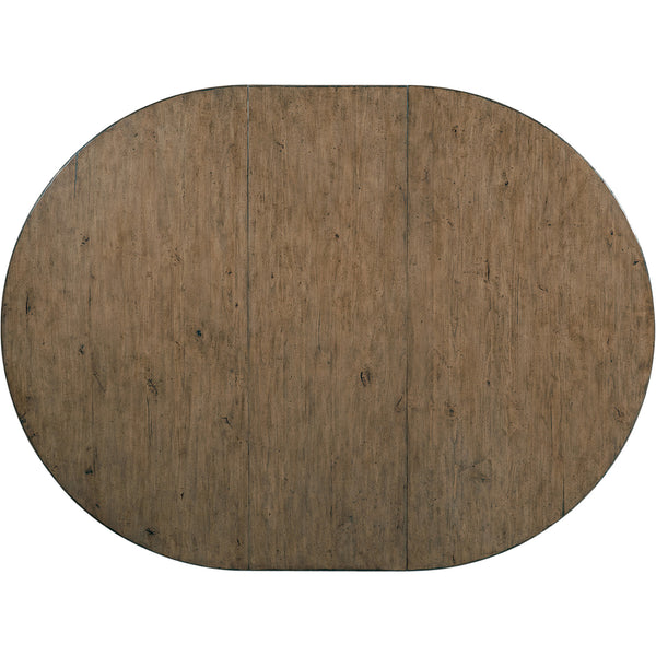 Montebello Carob Brown Round Dining Table Hooker Furniture Montebello Carob Brown Round Dining Table