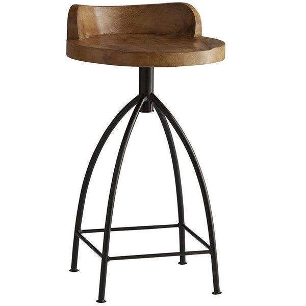 Henson Counter Stool Arteriors Henson Counter Stool
