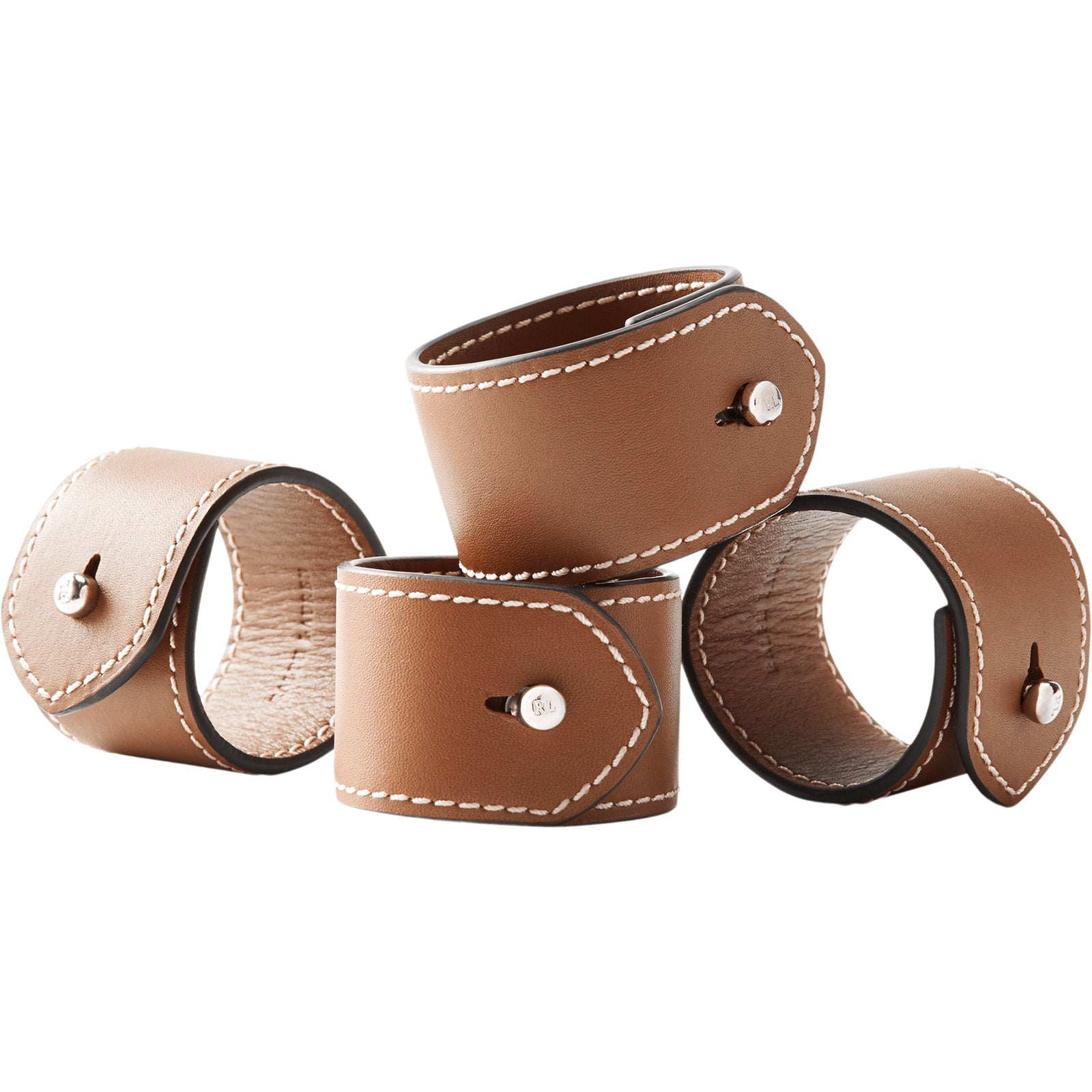 Saddle Wyatt Napkin Rings