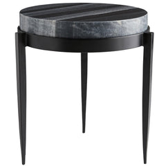 Kelsie Black Accent Table Arteriors Kelsie Black Accent Table