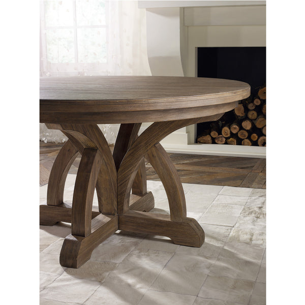 Corsica Round Dining Table Hooker Furniture Corsica Round Dining Table