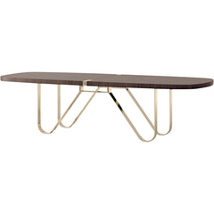 Contemporary Fixed Barrel Table II CARPANESE HOME ITALIA Contemporary Fixed Barrel Table II