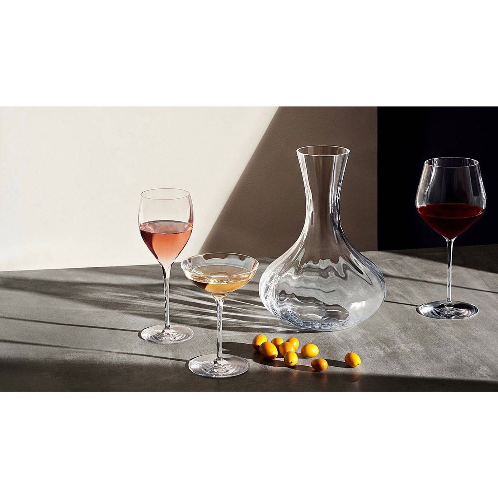 Set Of 2 Elegance Optic Champagne Belle Coupe Waterford Luxdeco Com