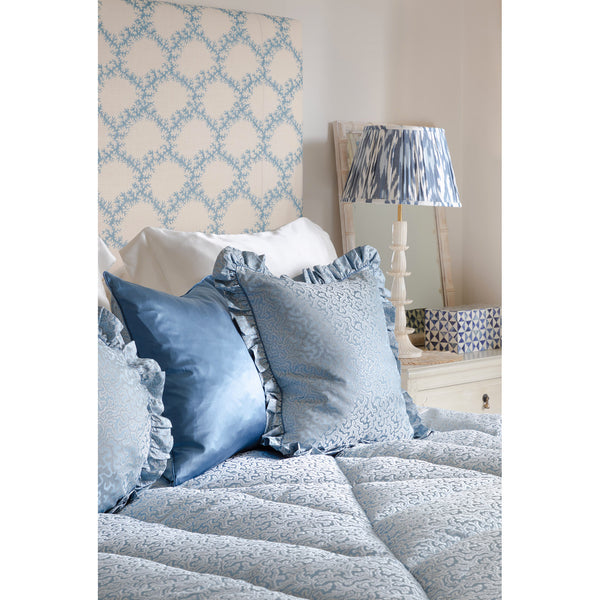 Blue Coral Fern Eiderdown Gingerlily Blue Coral Fern Eiderdown