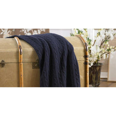 RL Cable Blanket Ralph Lauren RL Cable Blanket