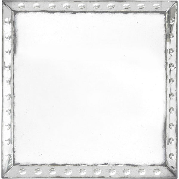 Amelia Antique Square Mirror