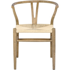 Anabel Chair LuxDeco Natural