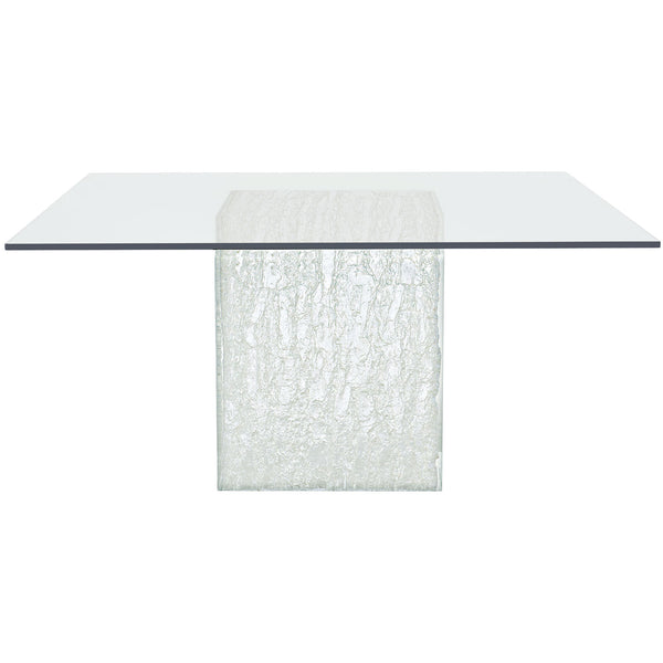 Arctic Square Dining Table Bernhardt Arctic Square Dining Table