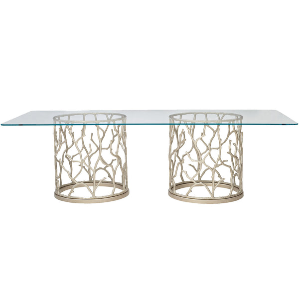 Around The Reef Rectangular Dining Table Caracole Around The Reef Rectangular Dining Table