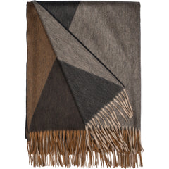Arran Summit Cashmere Throw Vicuna Begg X Co Arran Summit Cashmere Throw Vicuna