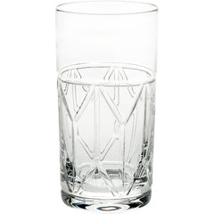 Set of 2 Avenue Highball Glasses Vista Alegre Set of 2 Avenue Highball Glasses