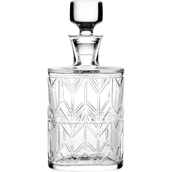 Avenue Whisky Decanter Vista Alegre Avenue Whisky Decanter