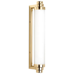 Baychester Brass Wall Light Decor Walther Baychester Brass Wall Light