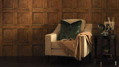 Bourne Armchair - Velvet LuxDeco featured