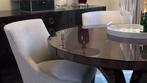 Carlton Dining Table Davidson London featured