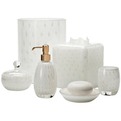 White Contessa Bathroom Set Labrazel White Contessa Bathroom Set