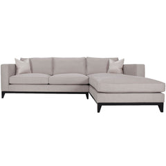 Clement Chaise End Sofa LuxDeco Clement Chaise End Sofa