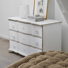 Colette Chest of Drawers LuxDeco Colette Chest of Drawers