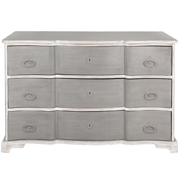 Colette Chest of Drawers LuxDeco Stone