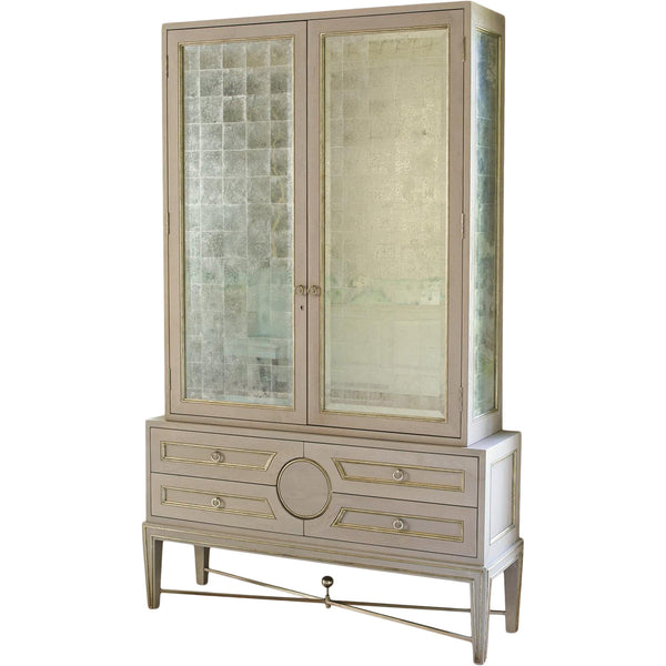 Collectors Cabinet Tall LuxDeco Collectors Cabinet Tall