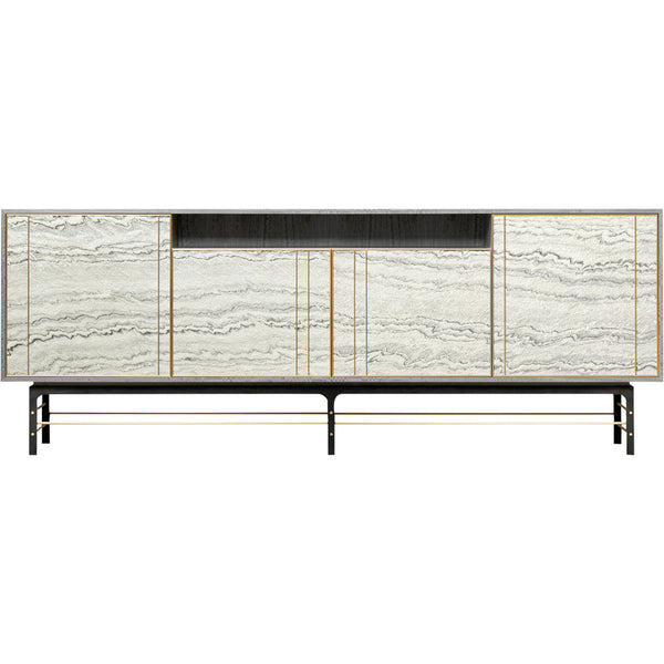 Feel II Grey Sideboard Dare Interiors Feel II Grey Sideboard