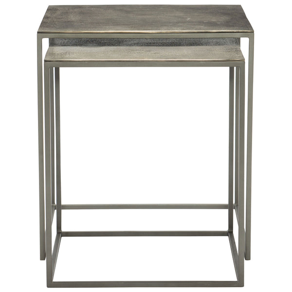 Eaton Nesting Tables (set of two tables) Bernhardt Eaton Nesting Tables (set of two tables)