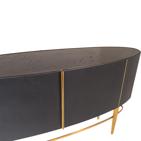 Ellipse Sideboard LuxDeco Ellipse Sideboard