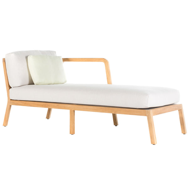 Flexx Chaise Lounge Left Skyline Flexx Chaise Lounge Left