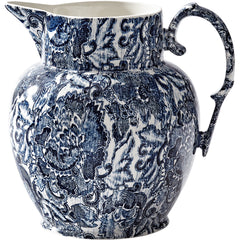 Faded Peony Etruscan Pitcher Ralph Lauren Faded Peony Etruscan Pitcher