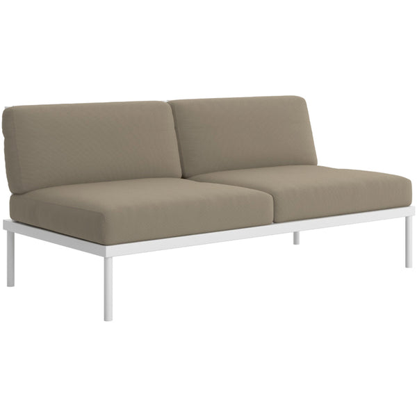 Flash Modular - Armless 2 Seater Sofa Atmosphera Flash Modular - Armless 2 Seater Sofa