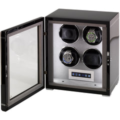 Formula Quad Watch Winder Rapport London Formula Quad Watch Winder