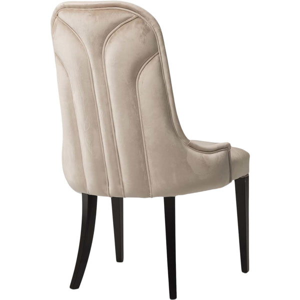 Wave Dining Chair Guerra Vanni Wave Dining Chair