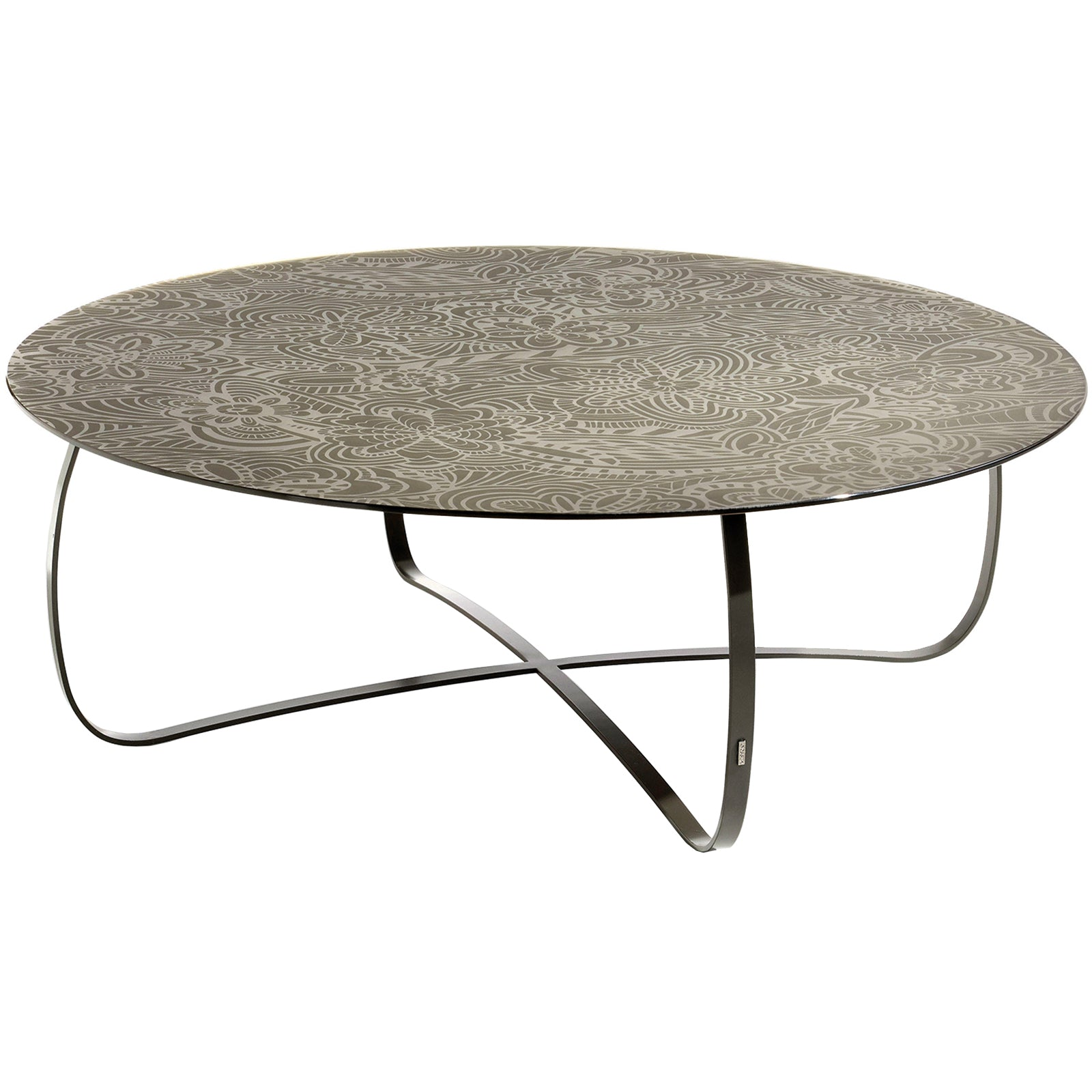 Holly Glass Coffee Table