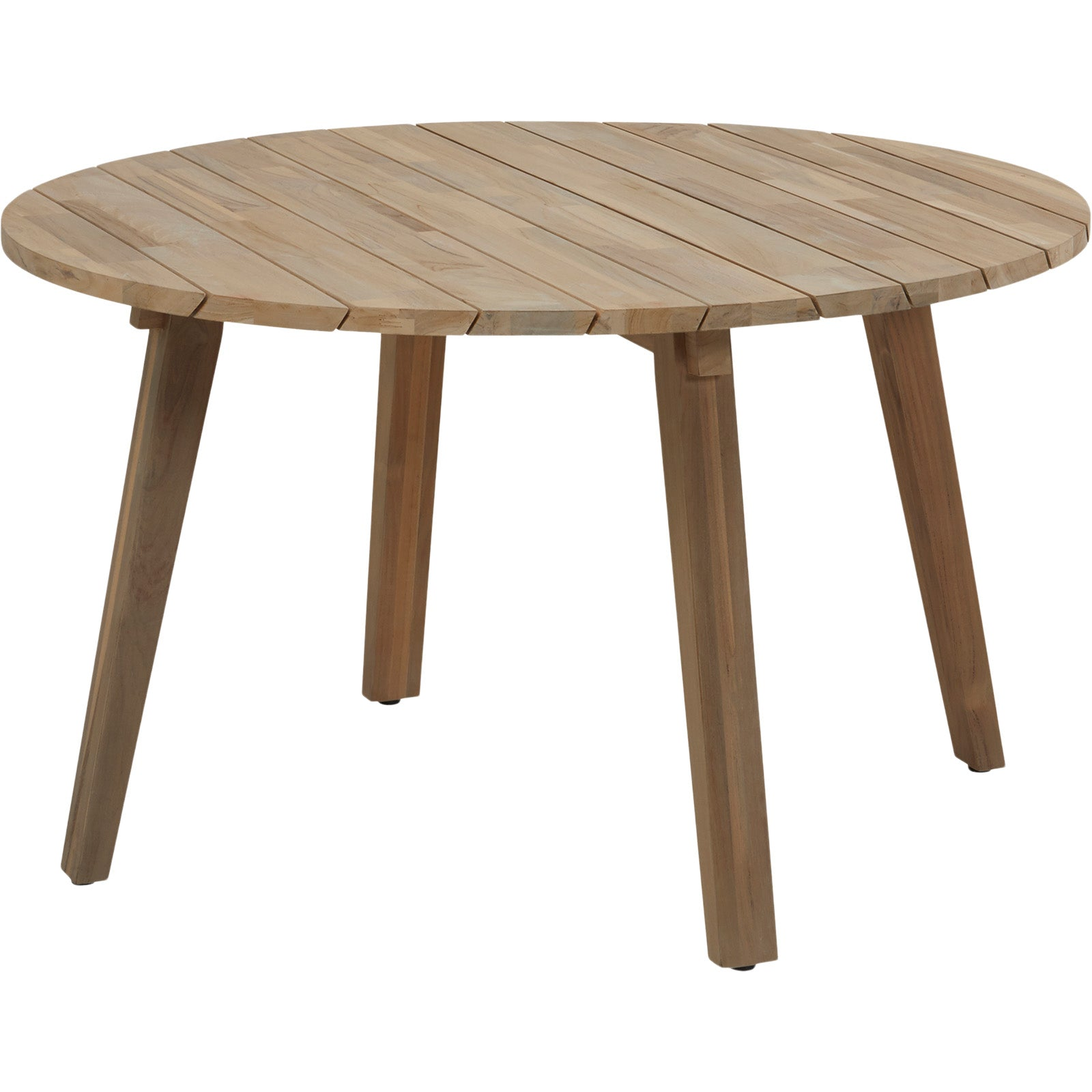 Kew Teak Round Table Set