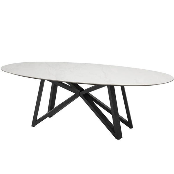 Kyoto Ellipse Dining Table