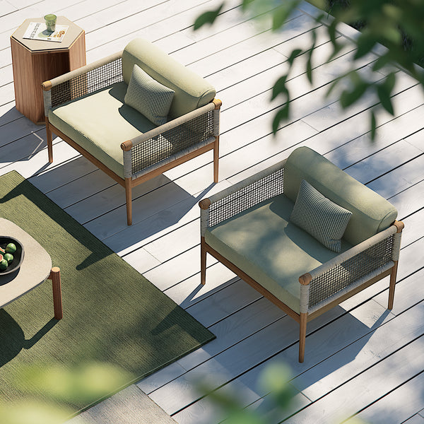 Lodge Armchair Atmosphera Lodge Armchair