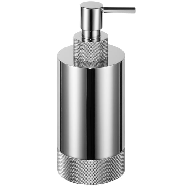 Madison Chrome Soap Dispenser Decor Walther Madison Chrome Soap Dispenser