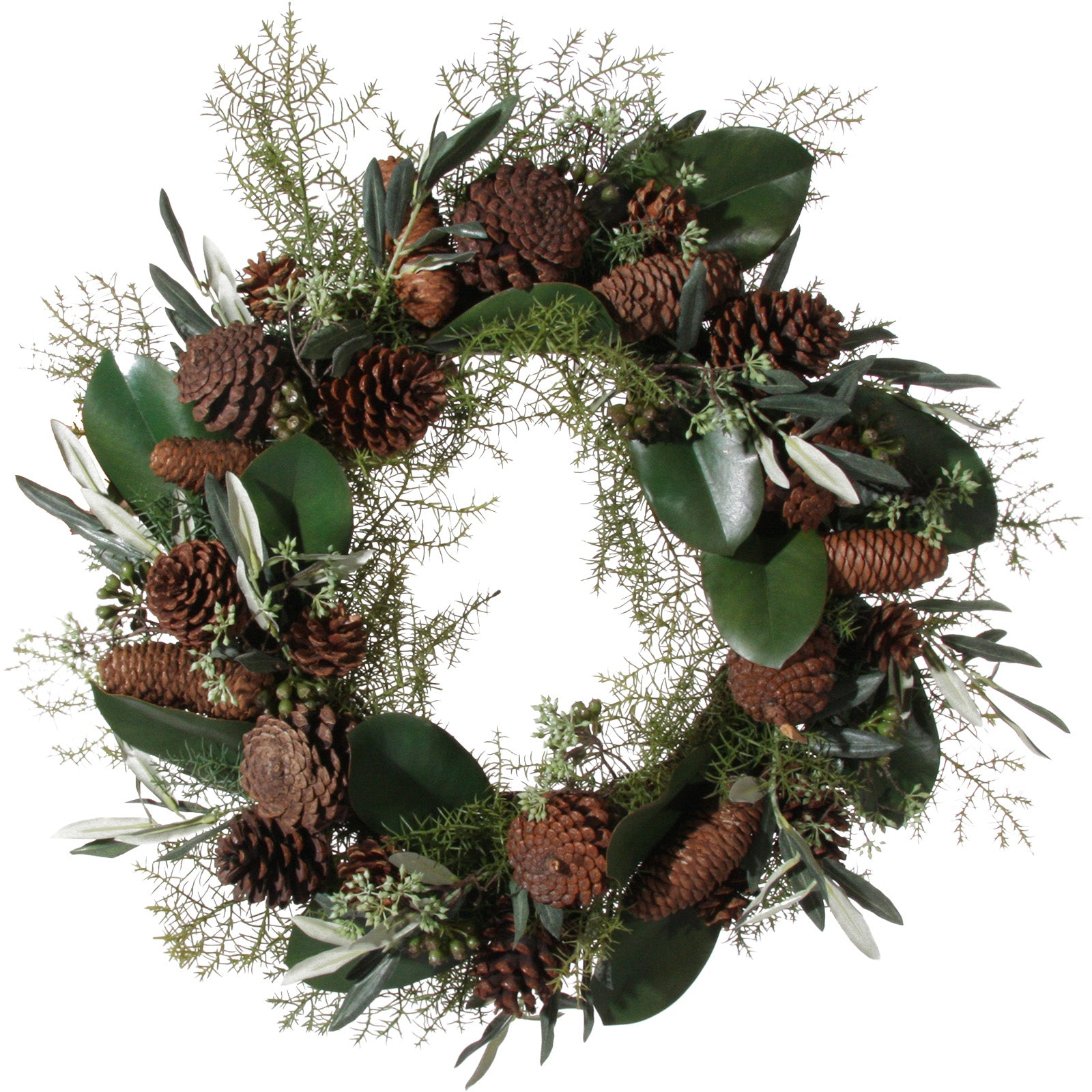 Magnolia & Olive Wreath