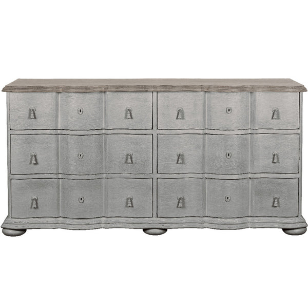 Miriam Chest of Drawers LuxDeco Stone