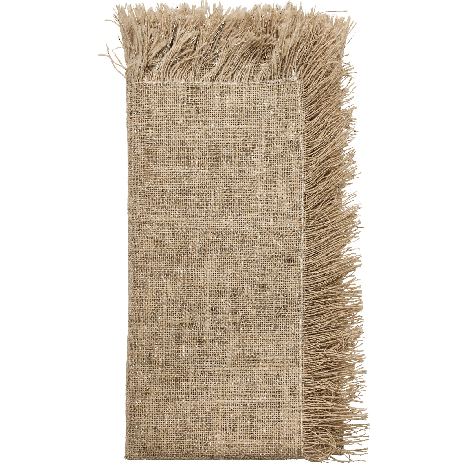Set of 4 Fringe Napkins