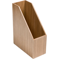 Warm Walnut Magazine Holder iWoodesign Warm Walnut Magazine Holder