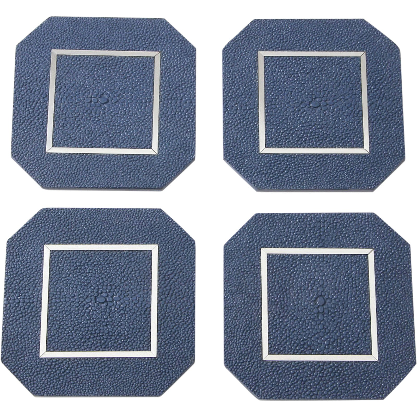 Otis Shagreen Drinks Coasters