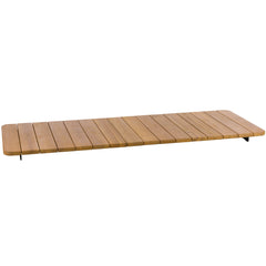 Pal Rectangular Teak Table Top POINT Pal Rectangular Teak Table Top