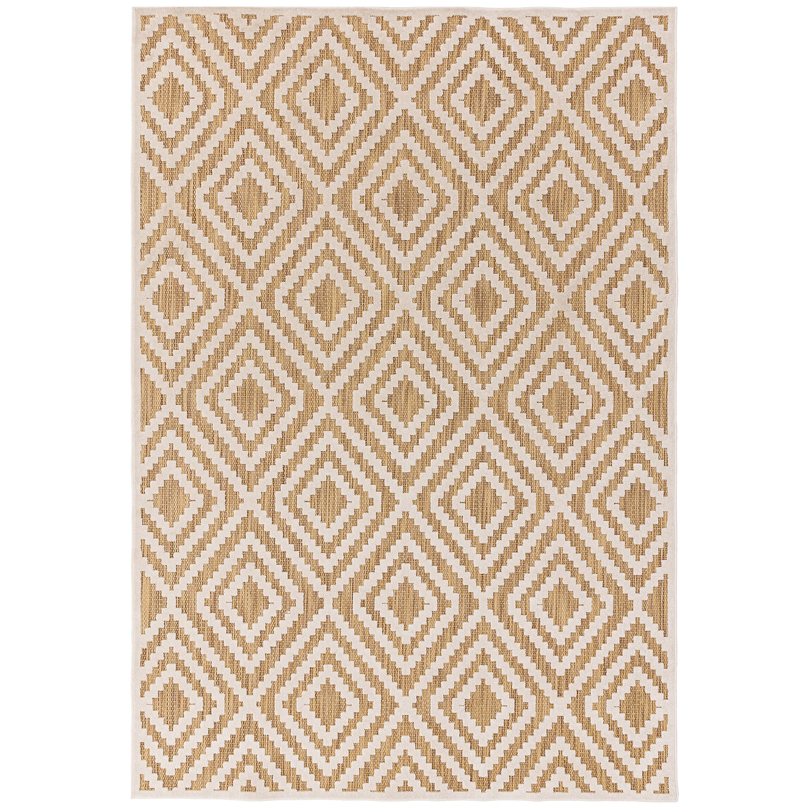 Plaza Ivory Outdoor Rug