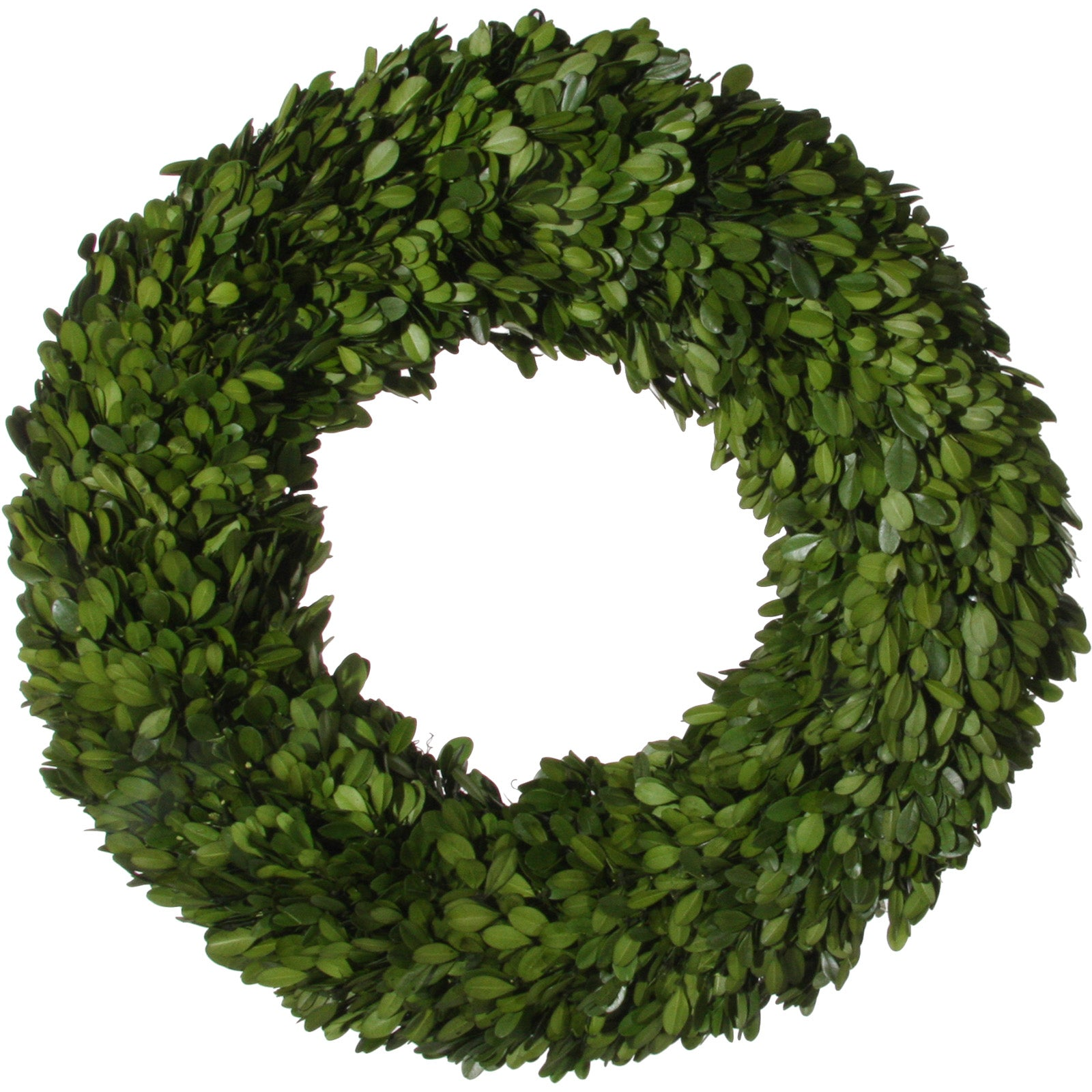 Preserved boxwood wreath by LuxDeco —  Luxury Christmas Wreath - LuxDeco.com