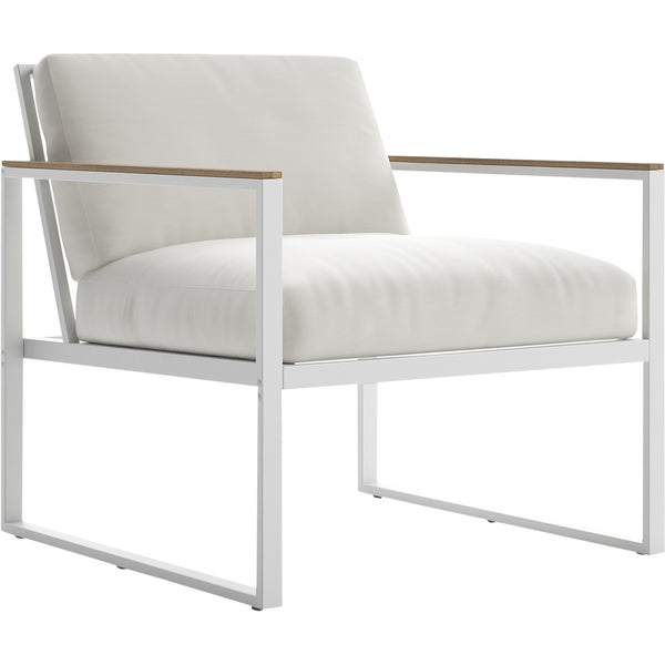 Qubik Armchair Atmosphera White