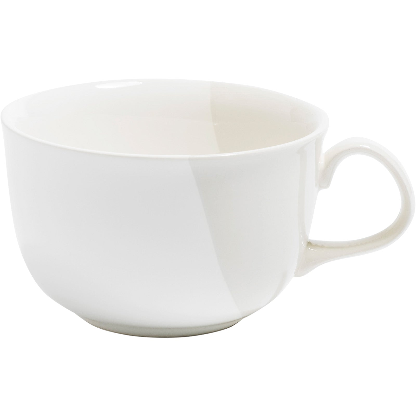 Dip Cappuccino Cup White