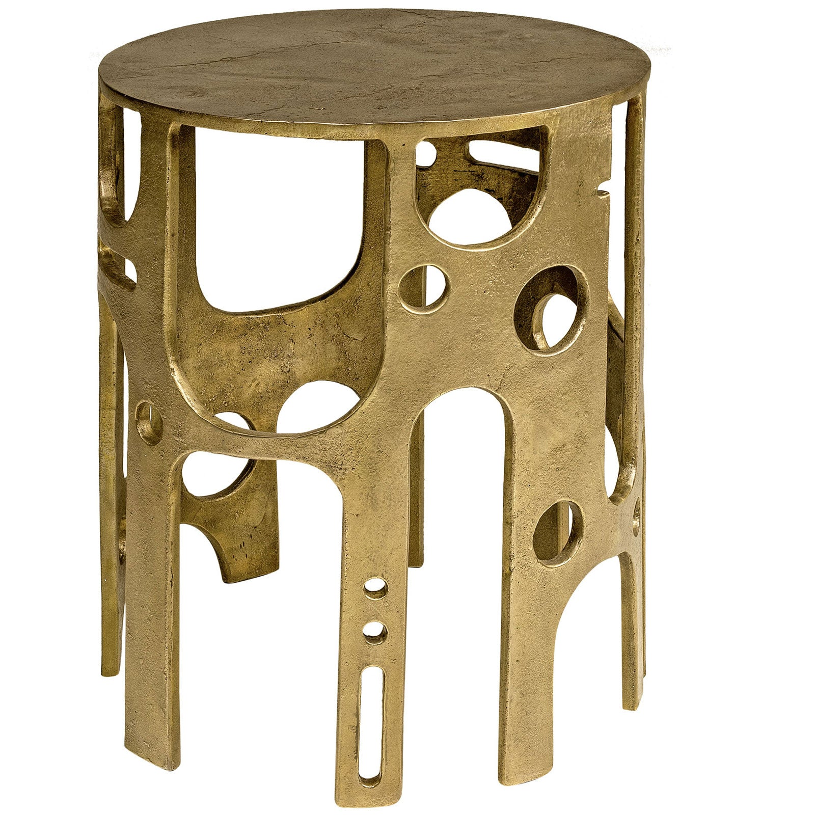 Savage Side Table