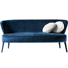 Cloe Sofa Black Tie Midnight
