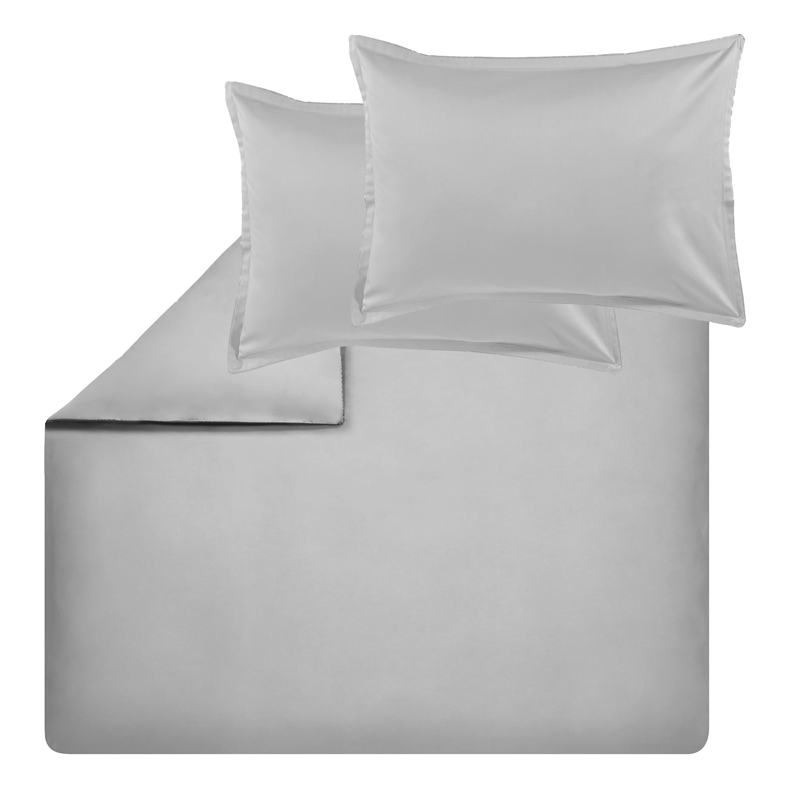 TEO Silver Duvet Cover Set